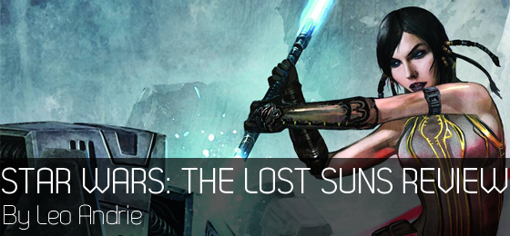 Lost Suns Review