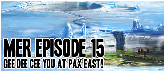Gee Dee Cee You At Pax East!