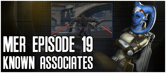 MER Episode 19 - Known Associates