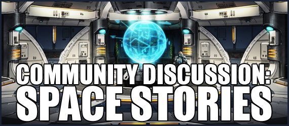 MER Episode 24 Community Discussion: Space Stories