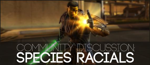 MER Episode 25 Community Discussion: Species Racials