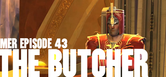 MER Episode 43: The Butcher