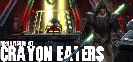 MER Episode 47: Crayon Eaters