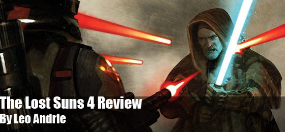 The Lost Suns 4 Review