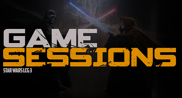 Game Sessions: Star Wars LCG